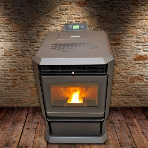 Poêles Strauss Everest WF 9,5kw